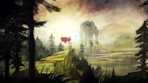 Ubisoft's playable poem Child of Light launches April 30th