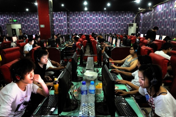 Chinese games industry brings in $13 billion revenue