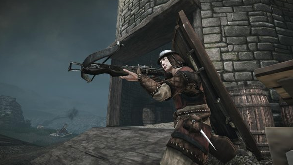 "Chivalry: Medieval Warfare mod tools are ""one of the next big things you'll see coming"""
