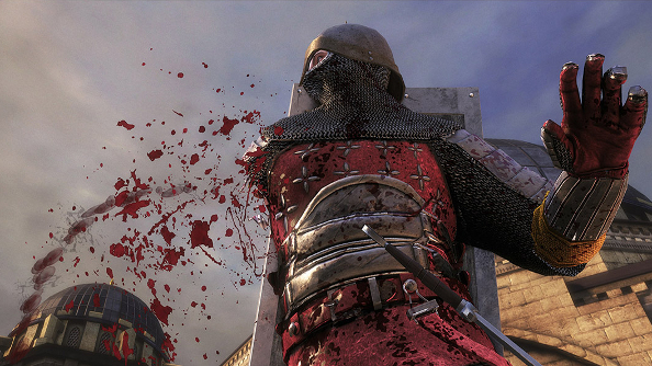 Chivalry isn't dead - Chivalry: Medieval Warfare is free for the weekend