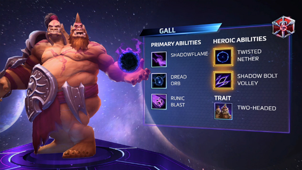 Heroes of the Storm's new two-player controlled hero detailed