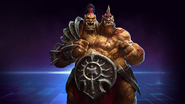 Heroes of the Storm patch adds Cho'Gall, Towers of Doom and key changes to level scaling