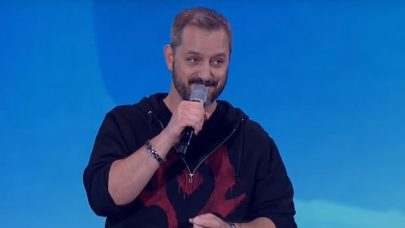 Chris Metzen retires