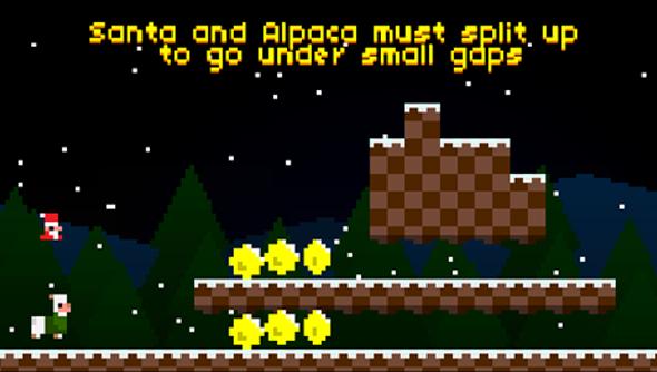 Christmas Alpaca Adventure
