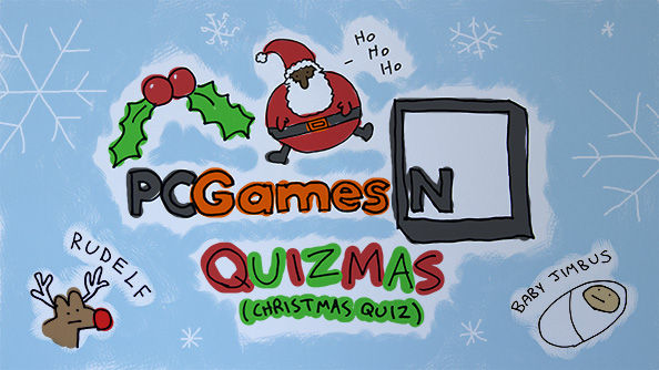 The PCGamesN Big Christmas Quiz of 2013 - Win an Oculus Rift!