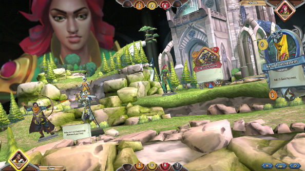 Chronicle: Runescape Legends beta now open, try out Jagex's storybook CCG for yourself