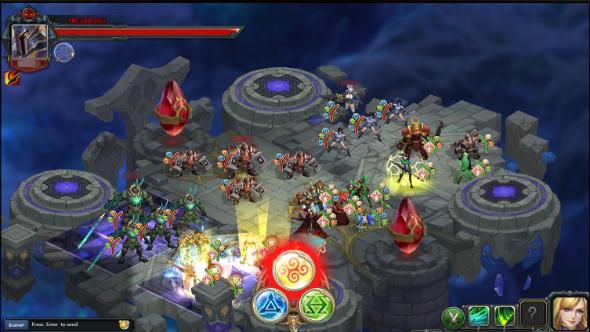 Win one of 500 open beta keys for unpredictable turn-based RPG Chronicles of Eidola!