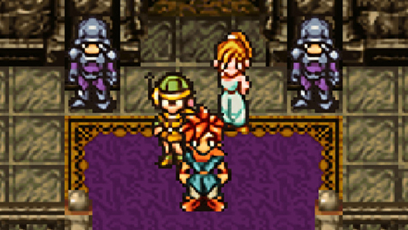 chrono trigger steam fixes