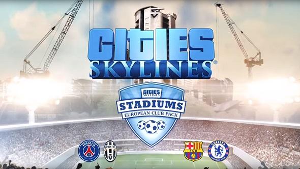 Cities: Skylines: Stadiums: European Club Pack: Colon