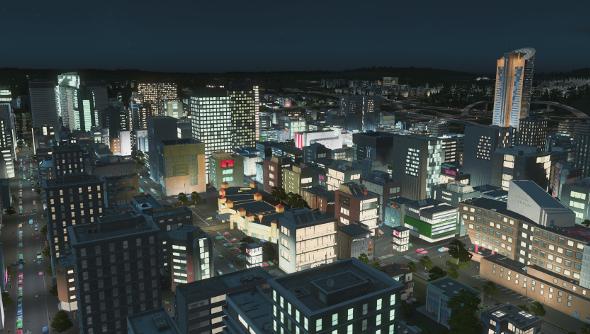 Cities: Skylines - After Dark dev diary