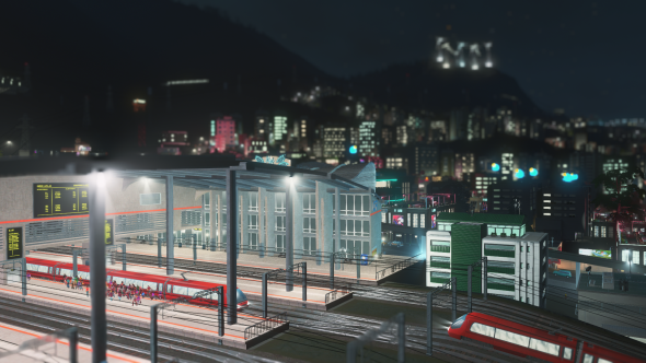 Cities: Skylines Colossal Order
