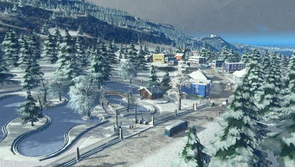 Cities Skylines expansion