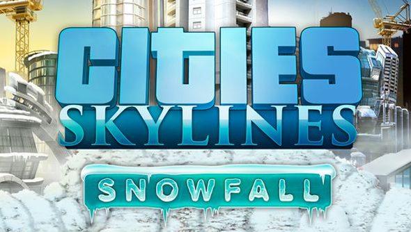 Cities Skylines snowfall release date