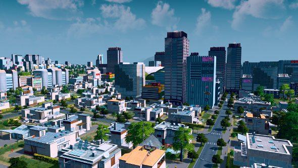 Cities: Skylines video