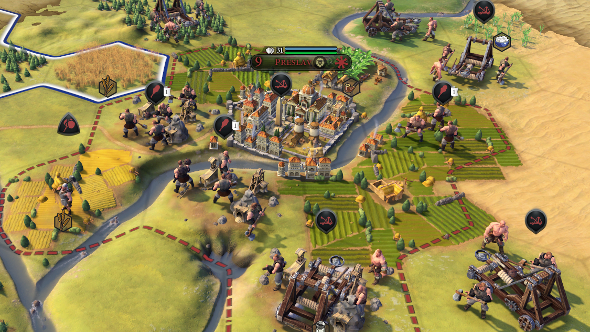 Civ 6 guide city states