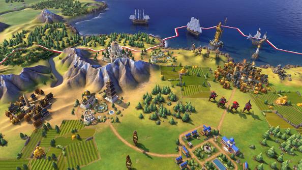 civilization 6 gameplay ile ilgili görsel sonucu