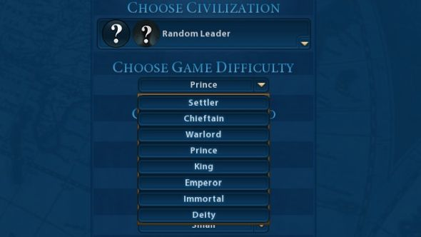 Civilization 6 difficulties