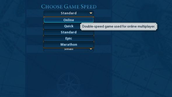 Civ 6 game speeds