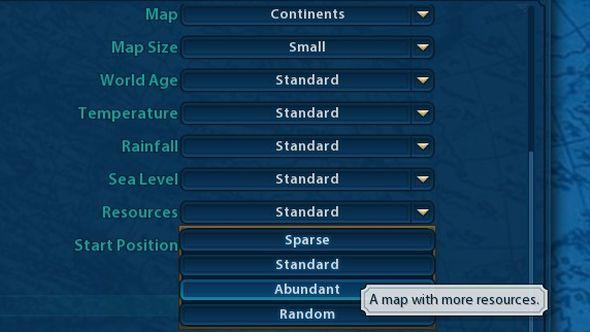 Civ 6 map types