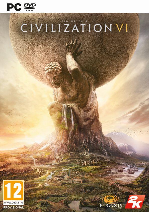Civilization 6 packshot
