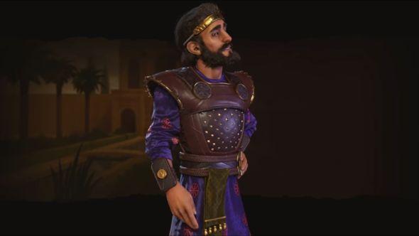 Civ 6 Persia