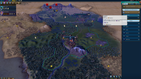 civ 6 cree early game