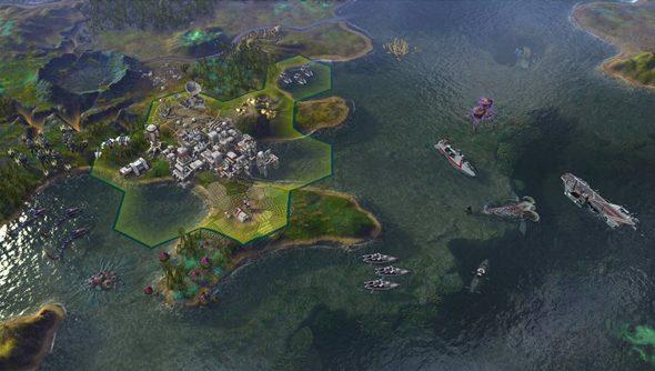 Civilization: Beyond Earth - Rising Tide