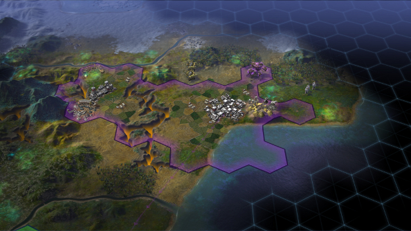 Build a civ: Firaxis shows you how to create a faction in Beyond Earth