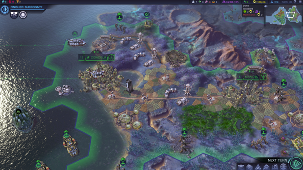 civilization beyond earth patch fall update firaxis