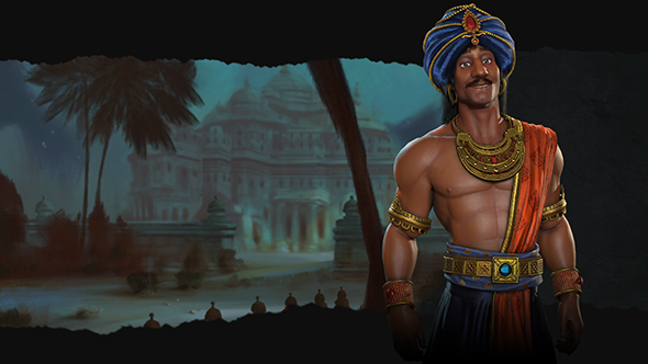 civilization 6 rise and fall india chandragupta