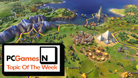 Topic of the Week: tell us what you want to know about Civilization 6 and we shall answer