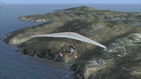 Mykonos for Flight Simulator X review in pictures
