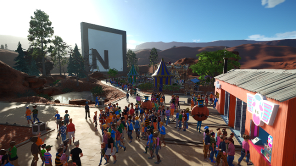 Planet Coaster community creations