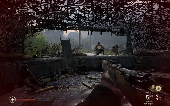 COD: WWII Low