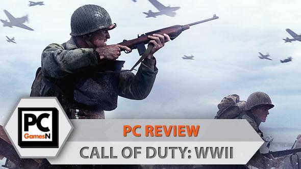 cod ww2 pc review
