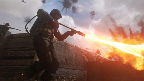COD WW2 war mode