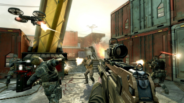 Call of Duty: Black Ops II has 12 million monthly active users, even three years after launch