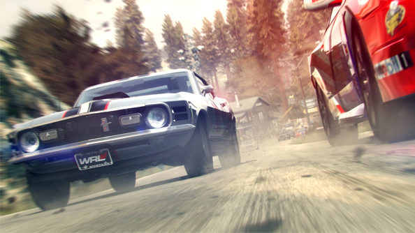 GRID 2 footage shows Chicago night race and an abundance of particles