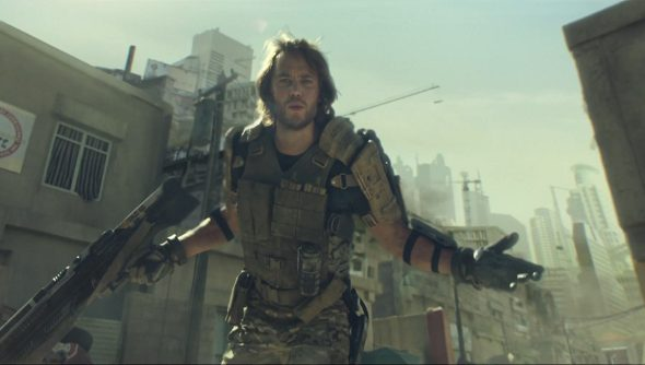Call of Duty: Advanced Warfare live action trailer