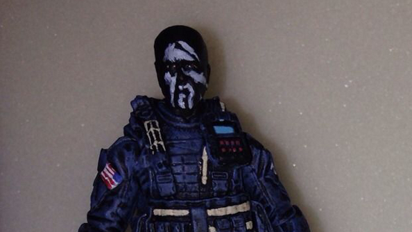 Terrifying, custom-made CoD: Ghosts action figures sell for $90