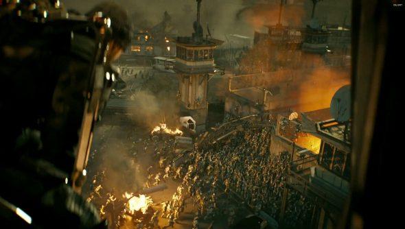 Call of Duty: Advanced Warfare zombies