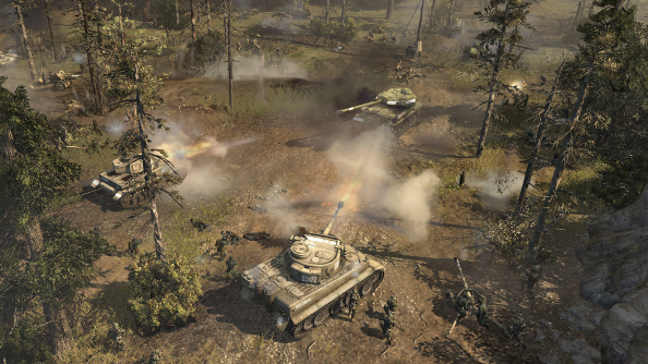 Two free DLC packs and an update: It's a good time to be a Company of Heroes 2 player