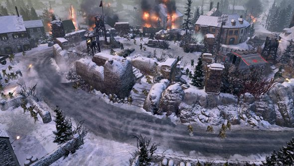 Company Of Heroes 2 Is Getting Some Solo Campaign Love With