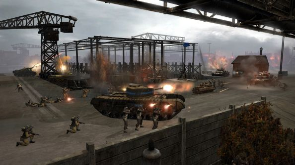 Company of Heroes free on Steam this weekend