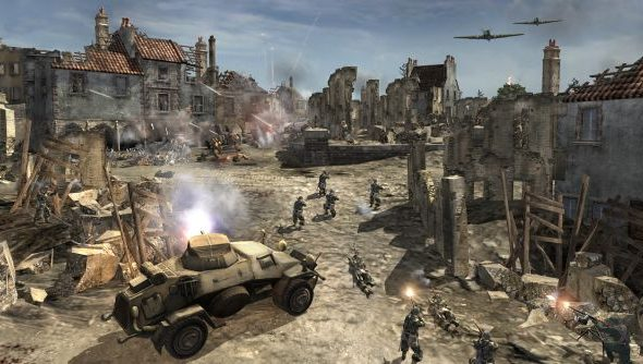 The Best Pc Games Of 2013 Company Of Heroes 2 Pcgamesn
