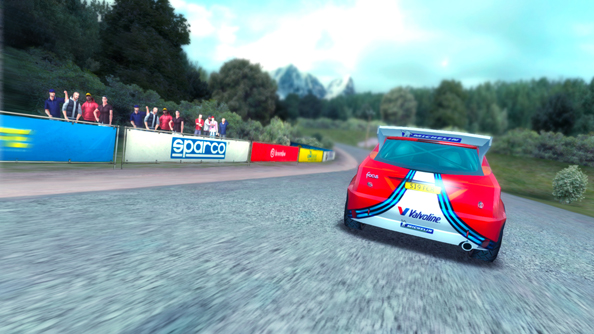 Colin McRae Rally: probably best if its all a blur.
