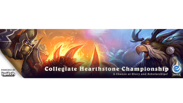 Hearthstone gets Collegiate Championship for teams of three to earn scholarship in the US