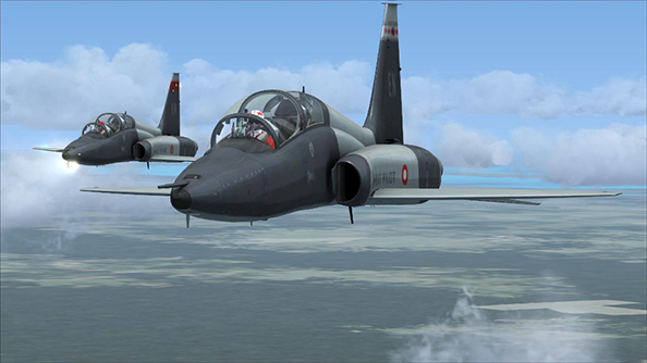 Saitek Combat Pilot Goes Live