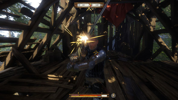 Kingdom Come: Deliverance combat tips