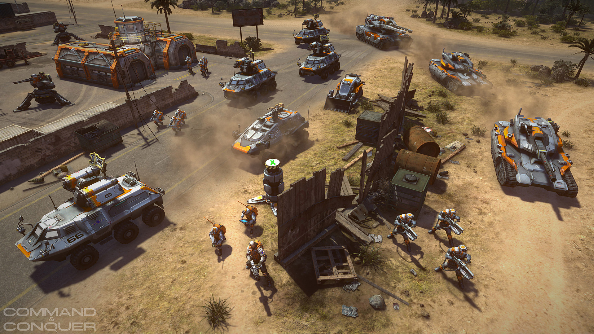 Command & Conquer will be a faster paced reimagining of Generals